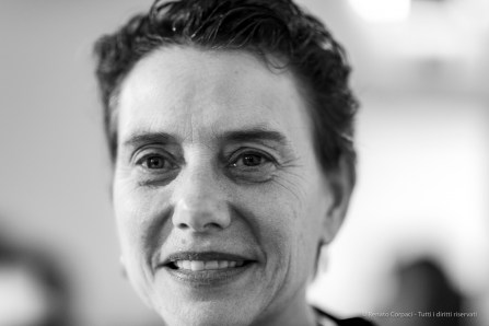 Karole P.B. Vail, director of the Peggy Guggenheim Collection in Venice and Solomon R. Guggenheim Foundation Director for Italy.