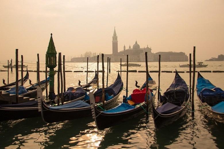 Vacanze in Europa in auto / Venezia