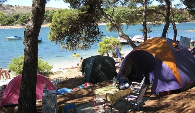 perche scegliere il campeggio?