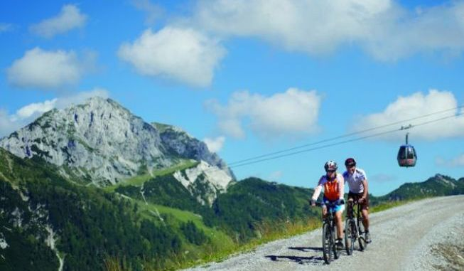 Vacanze in Tirolo in mountain bike