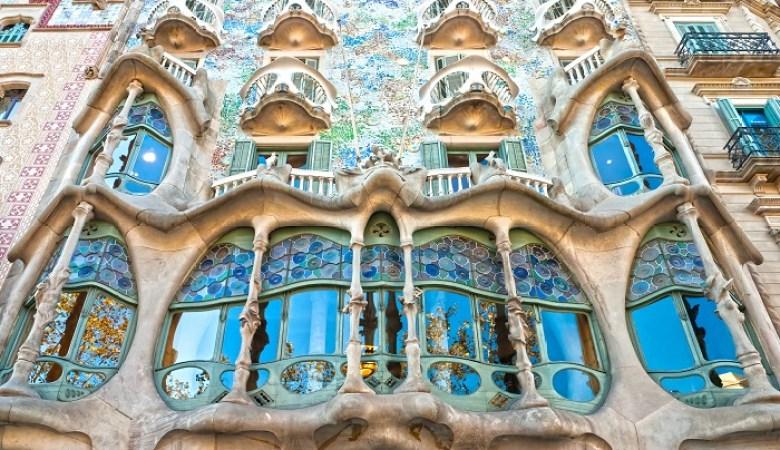 Visitare la Barcellona di Gaudi