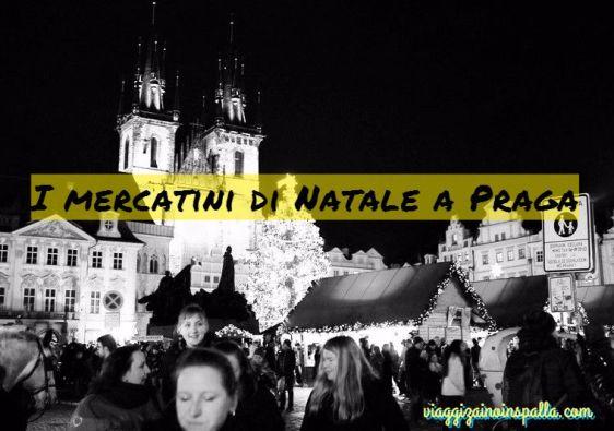 I mercatini di Natale a Praga