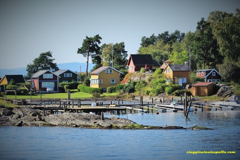 Crociera sui fiordi di Oslo