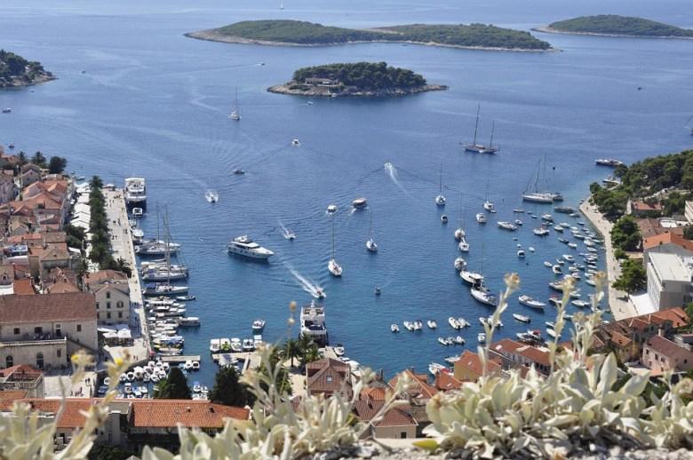 Isole della Croazia hvar
