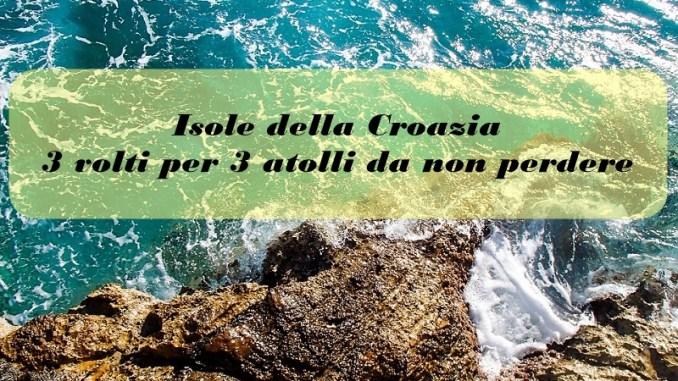 Isole della Croazia