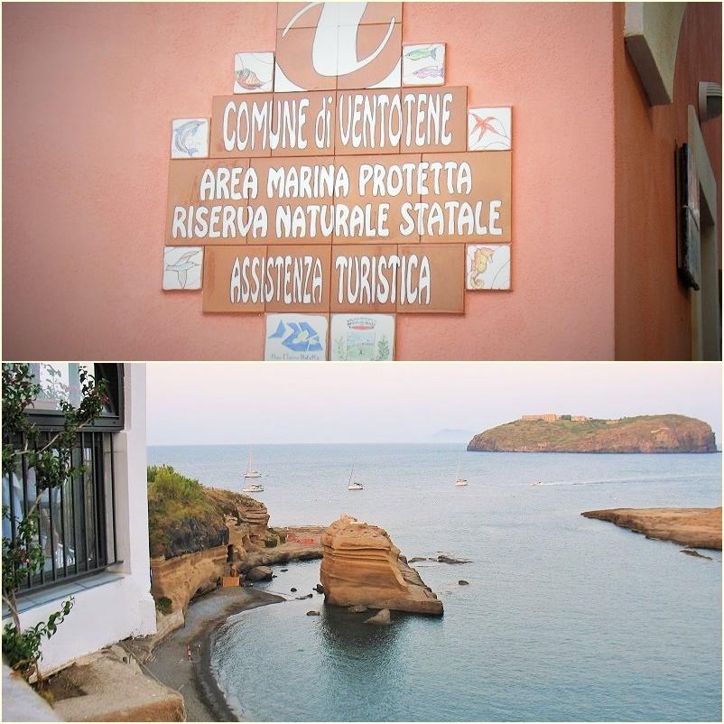 litorale laziale - Ventotene