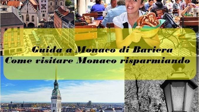 guida a Monaco di Baviera