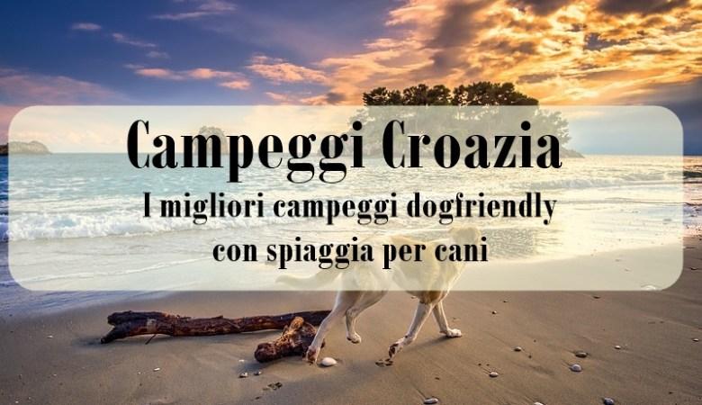 Campeggi Croazia