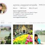 instagram Viaggi Zaino in Spalla