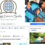 Facebook Viaggi Zaino in Spalla