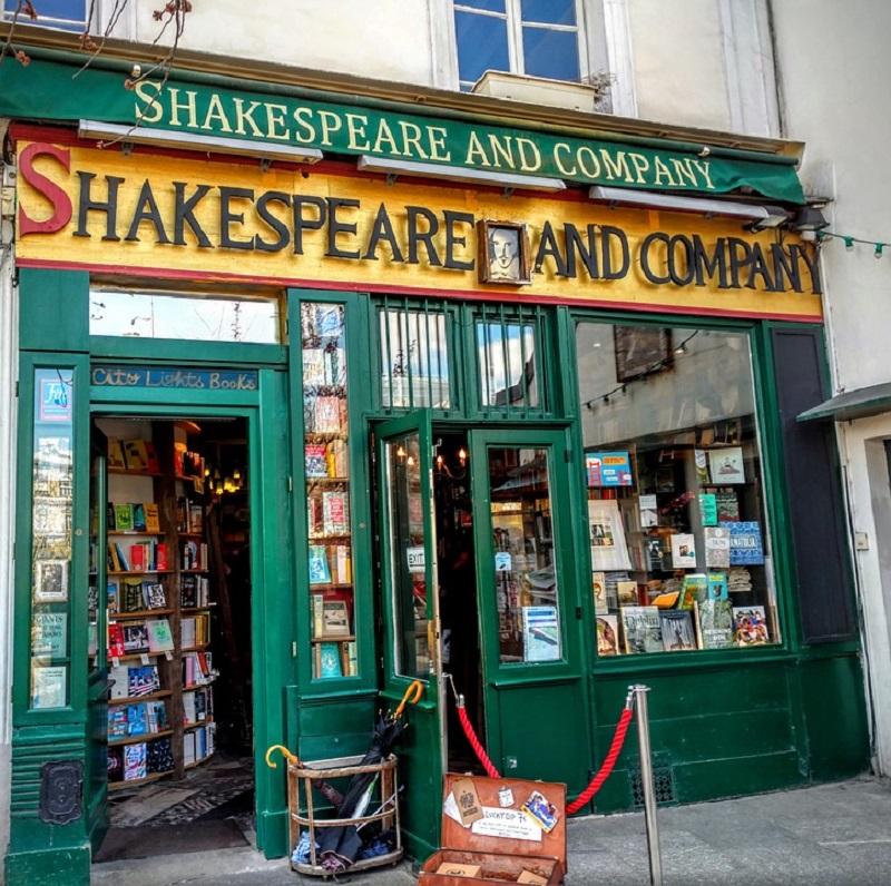 itinerari a Parigi - tour letterario