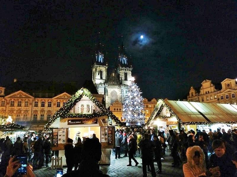 mercatini di natale a Praga 4