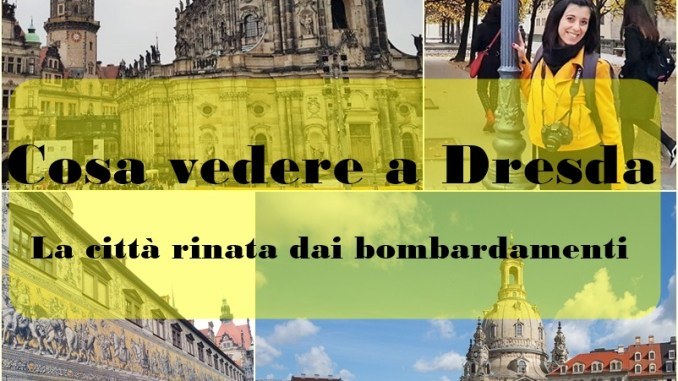 cosa vedere a Dresda