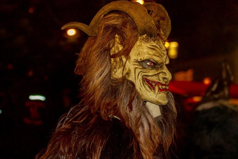 Tradizioni di Natale: i demoni di Natale