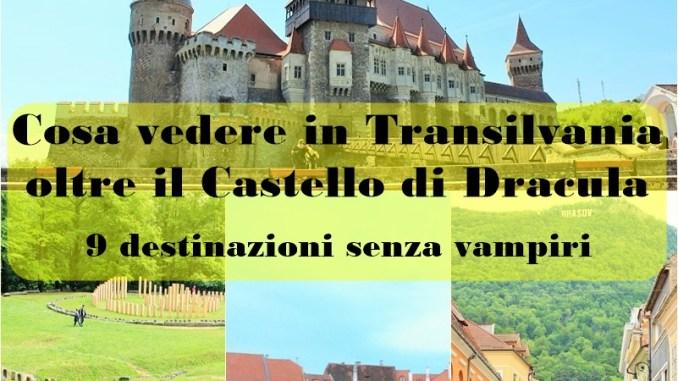 Cosa vedere in Transilvania page
