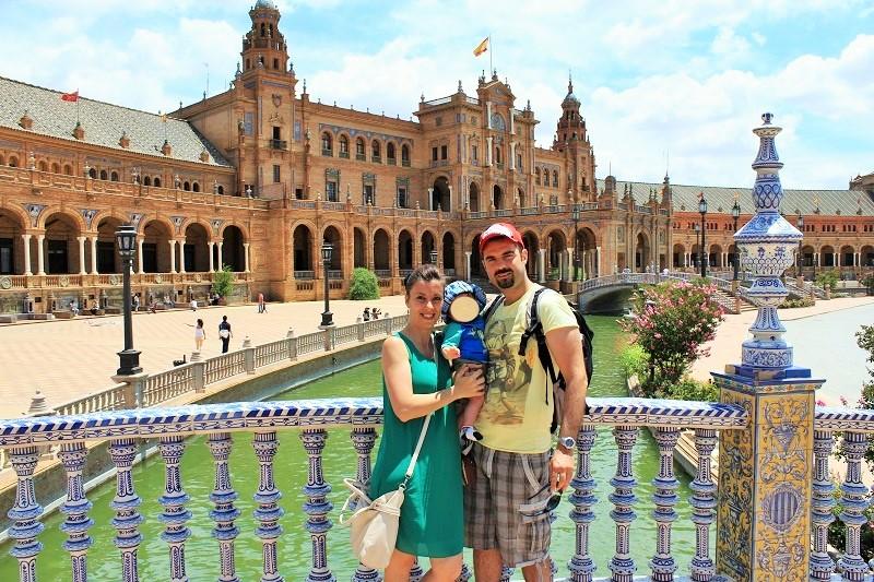 viaggi romantici a Siviglia