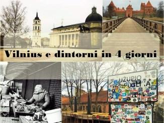 cosa vedere a Vilnius in 4 giorni
