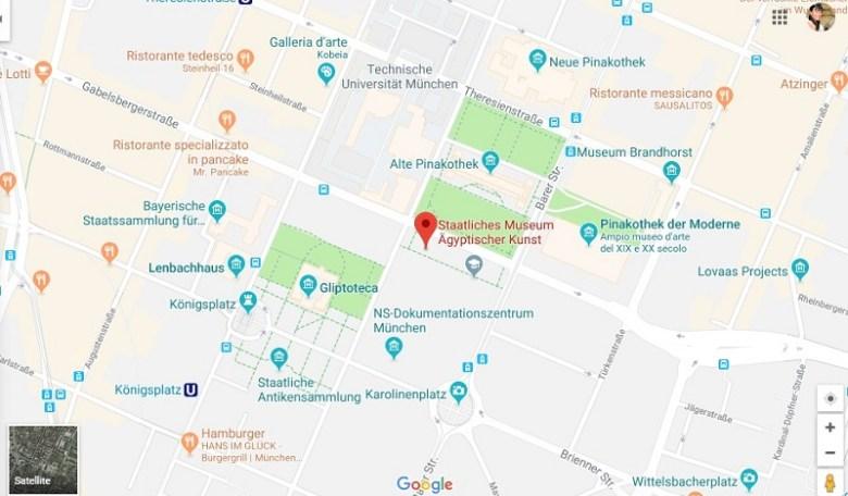 Cosa vedere a Monaco di Baviera: museo egizio