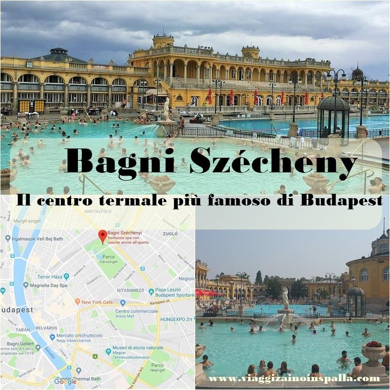 Bagni Termali Szechenyi : Bagni széchenyi il centro termale più famoso di budapest