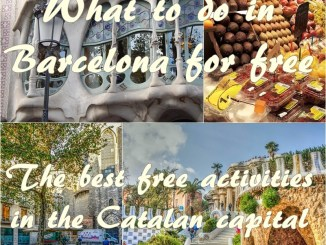 What to see in Barcellona for free