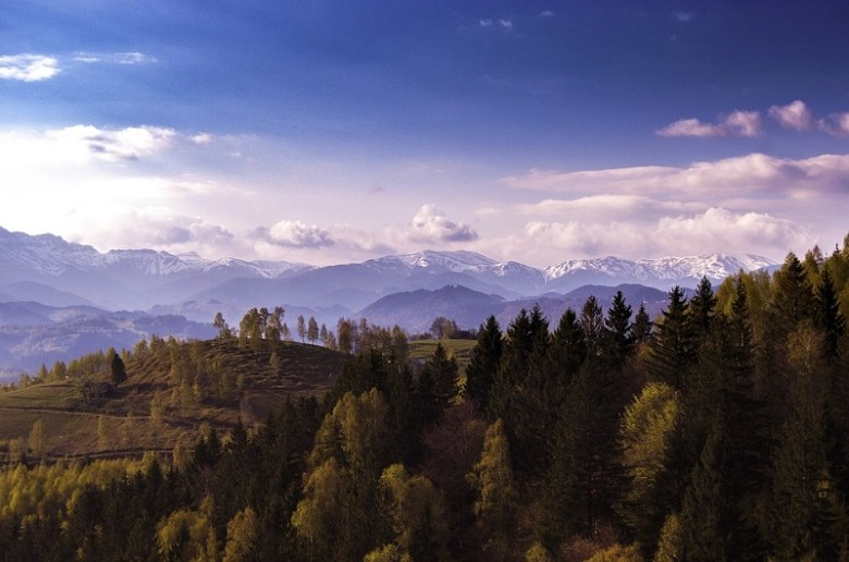 Hiking Trails in Romania - bucegi