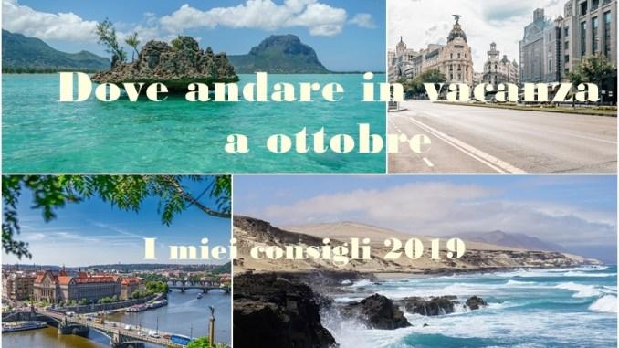 dove andare in vacanza a ottobre page