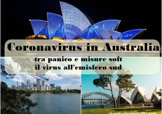 Coronavirus in Australia