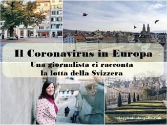 Coronavirus in Europa: la Svizzera