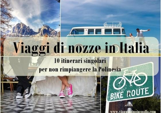 page viaggi di nozze in Italia