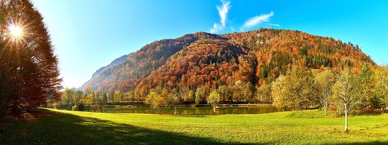 South Thyrol in autumn