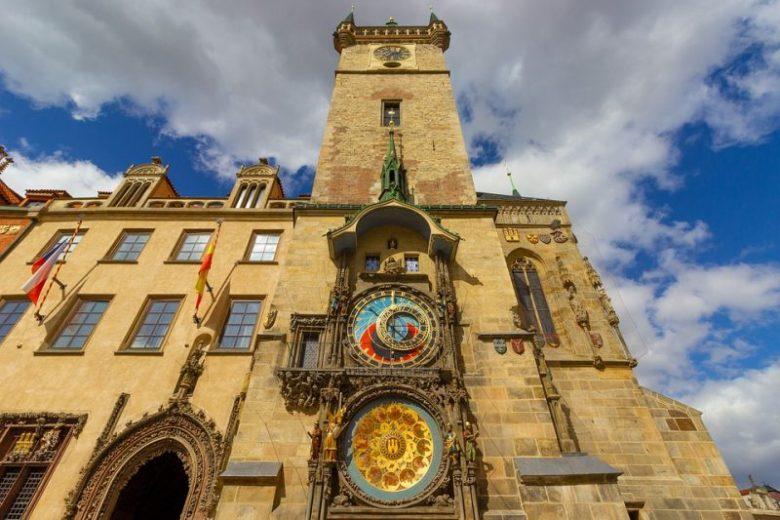 Vacanze in Europa in Auto Praga