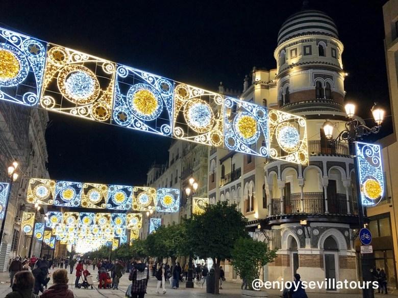 Natale a Siviglia