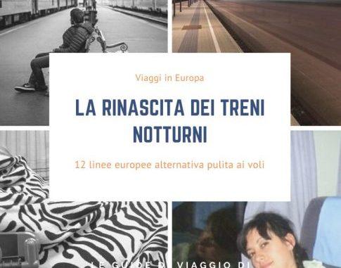 treni notturni in Europa