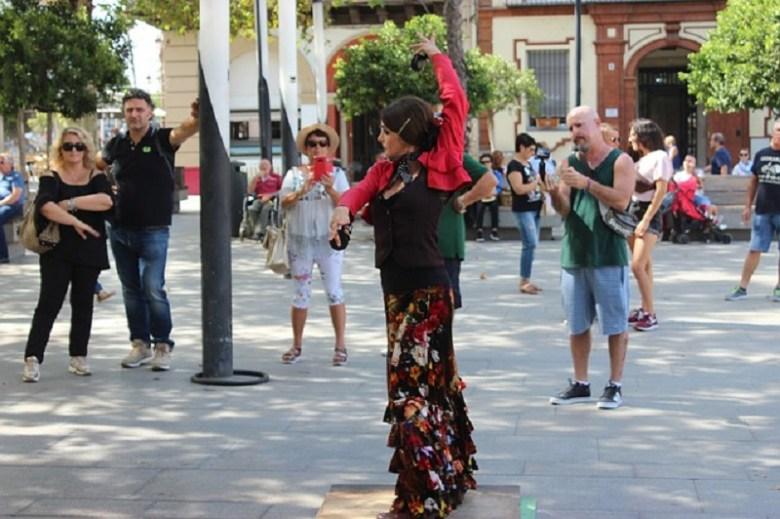 Il Flamenco a Siviglia