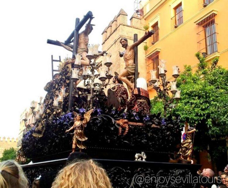 Primavera a Siviglia: la semana santa