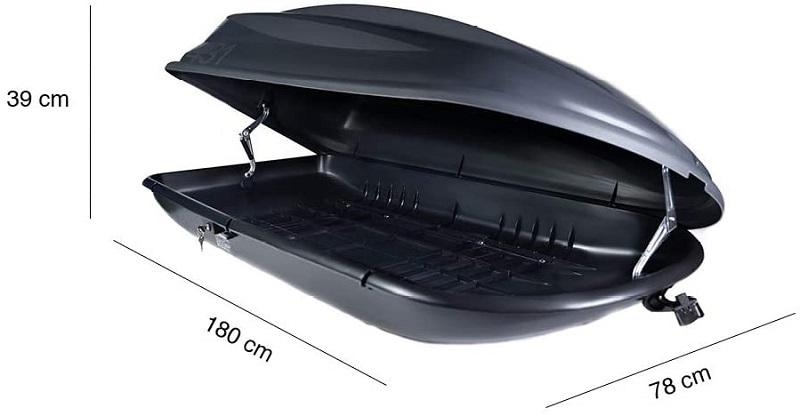 Box da tetto auto economico