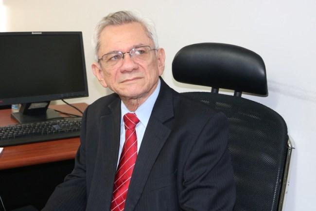 Presidente do TRE-PI, Des. Francisco Antônio Paes Landim Filho.
