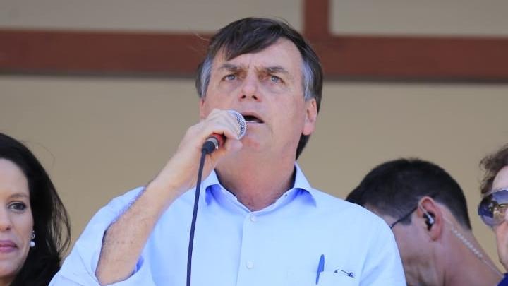 Presidente Jair Bolsonaro (PSL) em Parnaíba.