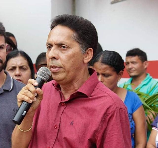 Prefeito Francisco Clidenor Ferreira do Nascimento