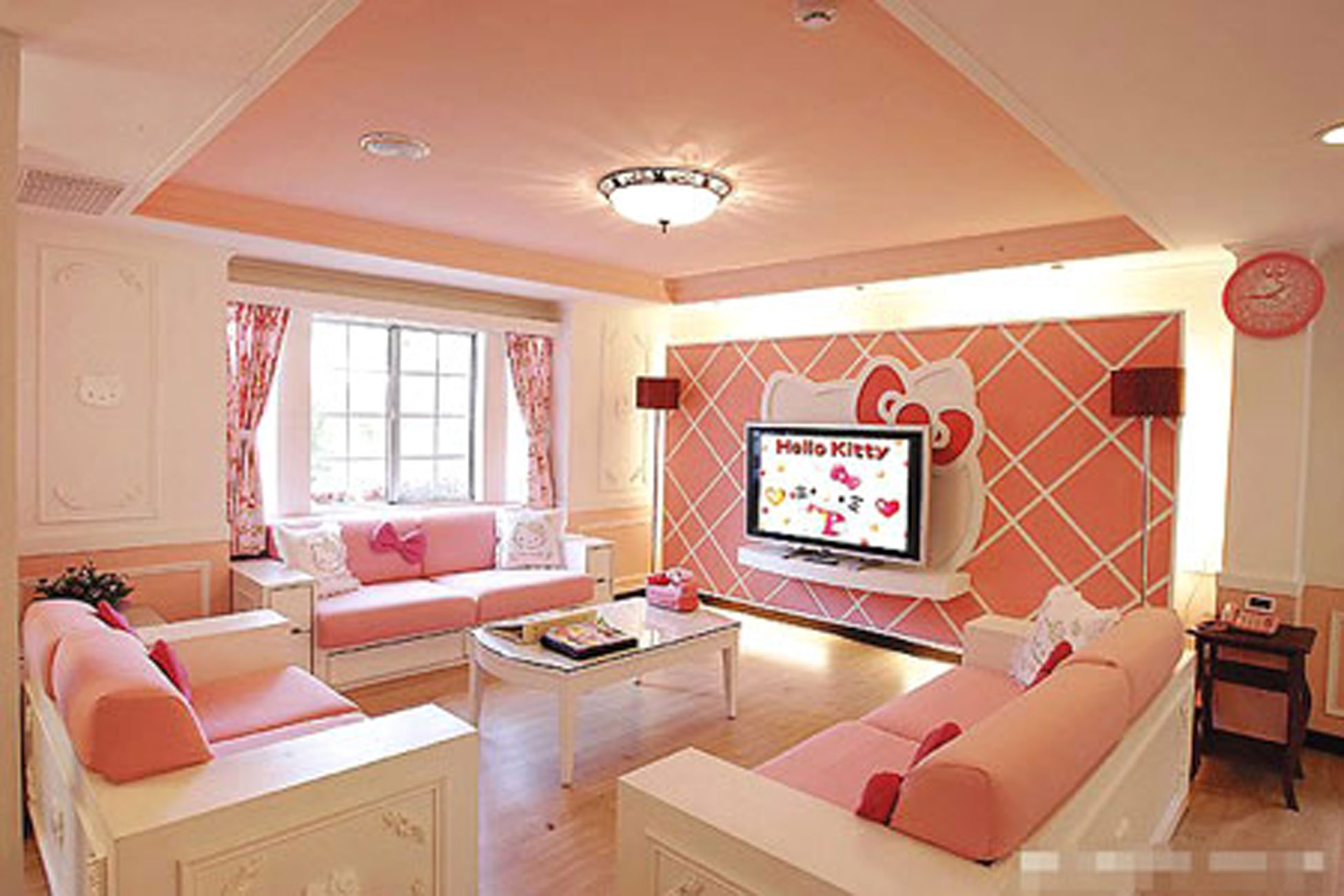 Another Fairy Tale House Design The Hello Kitty
