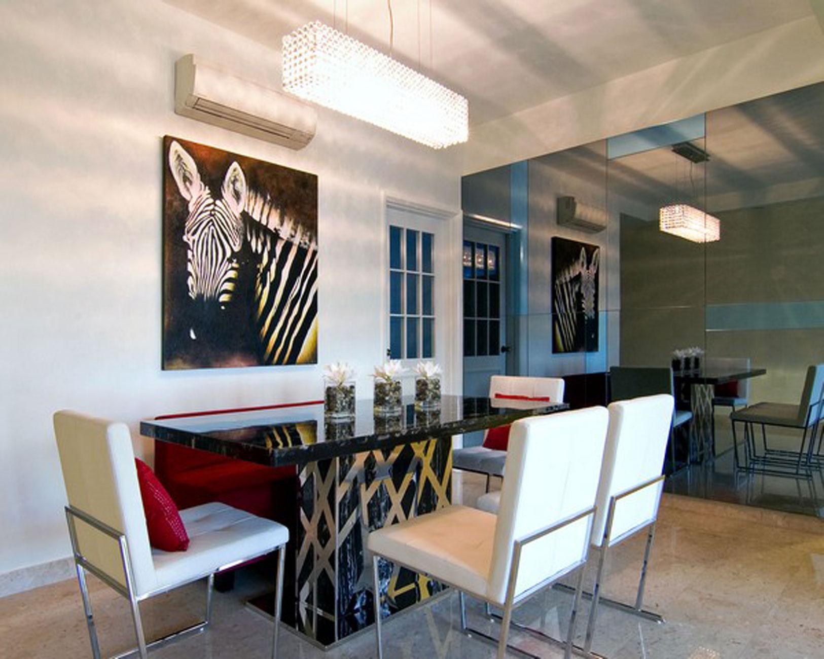 Beautiful Modern Meet Contemporary Design In An Apartment