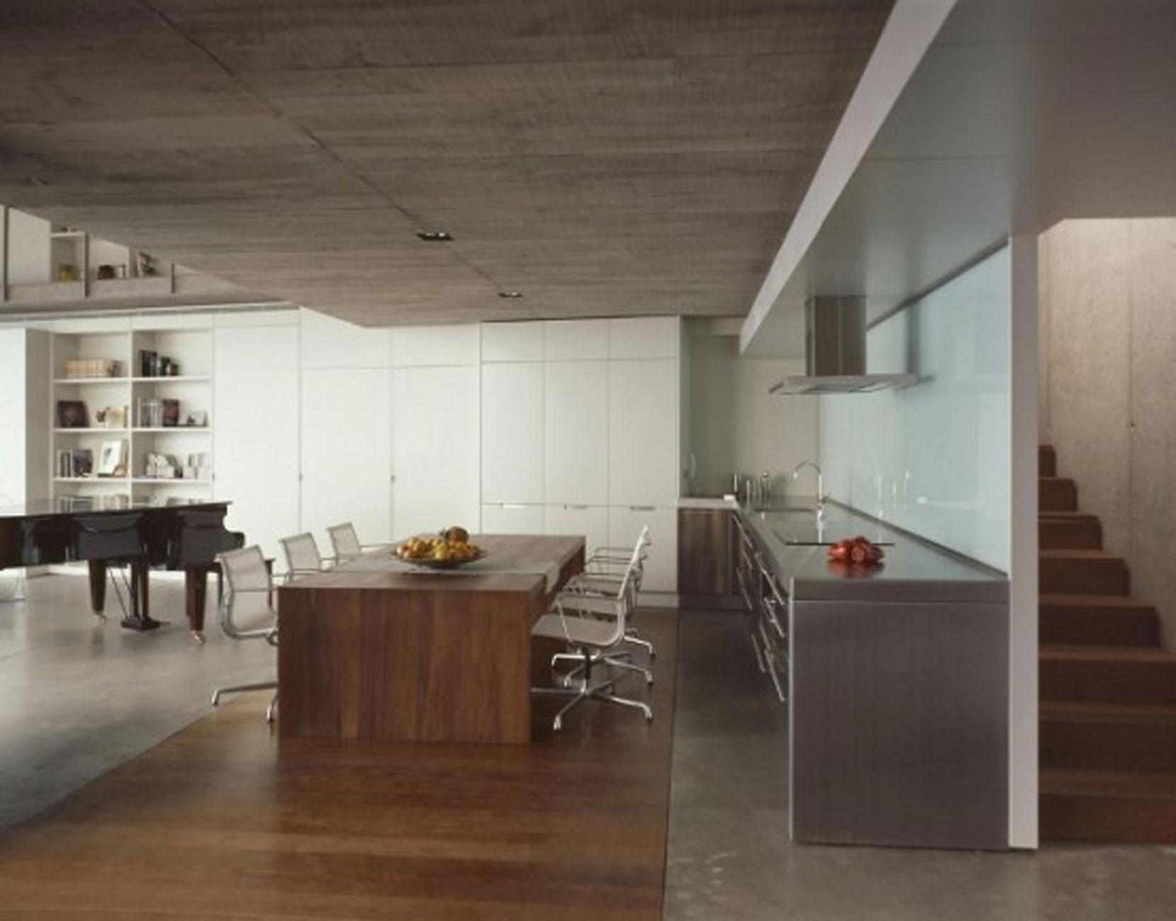 La Casa Jardn Del Sol Modern Glass House Design With