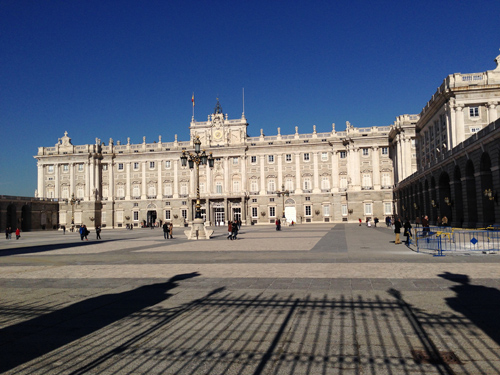 Madrid: Palacio Real