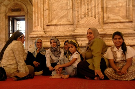 Cairo mezquita familia mujereswebExtension