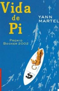 Viajadviajadmalditos- La vida de Pi- Yann Martel