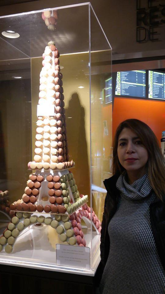 Torre de Macarons.