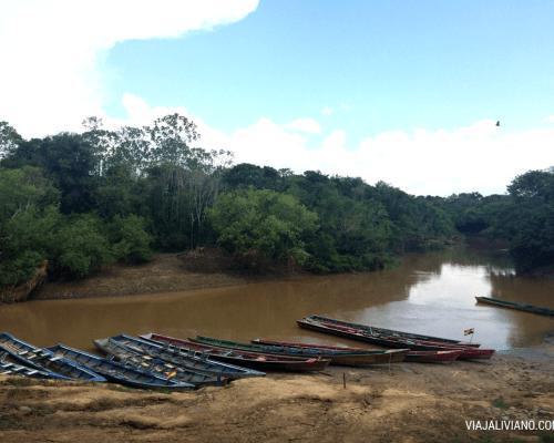 Santa Rosa Río Yacuma