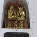 Representaciones en piedra de la vida de Buda