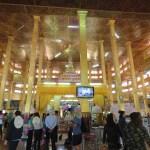 El interior de Hpaung Daw Oo