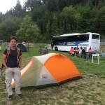 Nuestro camping